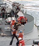 Underway replenishment