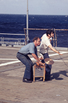 1972 Crossing The Equator