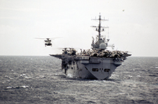 1973 At Sea UNREP