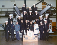 Great Lakes Naval Service Training Command (NTSC) Gun School