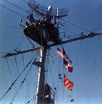 Rays collection of signal flags
