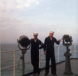 Signalmen, Ray DeMarquez on the left