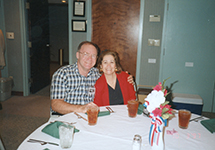 Dave and Ruthie Heathcote
