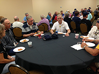 2015 Reunion Omaha Hospitality Room - Photo by Randy Bundschuh