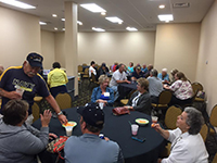 2015 Reunion Omaha Hospitality Room - Photo by Peter Kenville