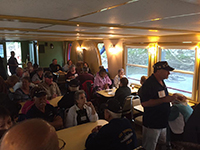 2015 Reunion Omaha Riverboat Tour - Photo by Peter Kenville