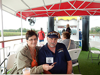 2015 Reunion Omaha Riverboat Tour - Photo by Chuck Firth